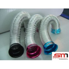 Arospeed Cold Air Intake Hose Aluminium CAI