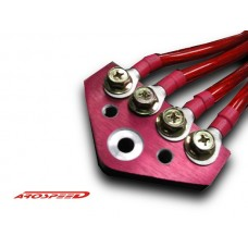 Arospeed Super Grounding Cable 10mm Red