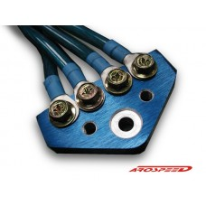 Arospeed Super Grounding Cable 10mm Blue
