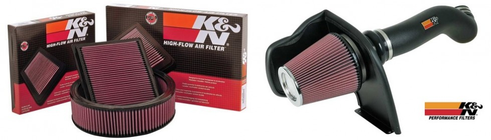 K&N Performance Air Filter