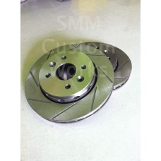 Custom - Brembo OE Rotor Custom Slotted