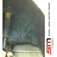 ORSEN SoundProof Wheelarch Undercarriage Antirust