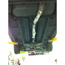 Custom - Undercarriage Sound Proof Anti Rust Coating