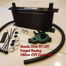 Forged Racing Civic FC 1.5T CVT Cooler Kit
