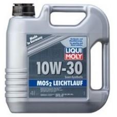 Liqui Moly MoS2 LEICHTLAUF Semi Synthetic 10W/30 4L