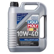 Liqui Moly MoS2 LEICHTLAUF Semi Synthetic 10W/40 5L