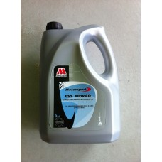 Millers CSS 10W/40 Competition Semi Synthetic Engine Oil 4L