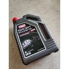 MOTUL TRD SPORT ENGINE OIL 5W-40 4L (Gasoline Engine)