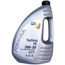 Q8 Formula Techno FE SAE 5W/30 Very High Performance Semi Synthetic Engine Oil 4L