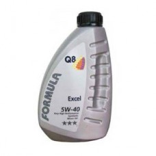 Q8 Formula Excel 5W/40 Superior Performance Fully Synthetic Engine Oil 1L