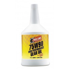 Redline 75W90 Synthetic Gear Oil (GL-5) 1US Quart