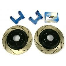 VTTR Oversize High Performance Brake Disc