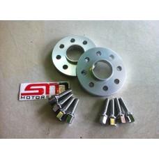 Wheel Spacer Aluminium 7005 Fiat Alfa 4 X 98  Hub Centric