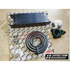 Works-Engineering Honda Civic FC 1.5T Turbo CVT Cooler Kit 13rows