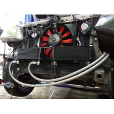 Works-Engineering Engine Oil Cooler Kit
