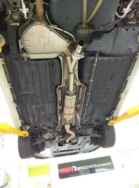 Custom Undercarriage Sound Proof Anti Rust Coating