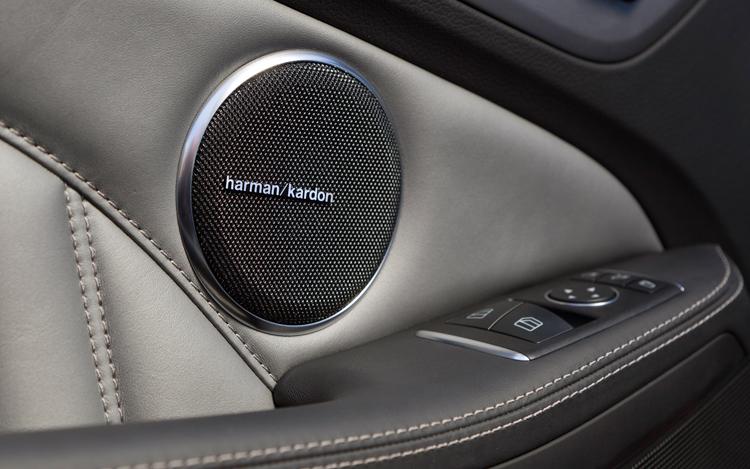 Harman Kardon Car Audio: Harman / Kardon Speaker Badge Emblem Logo Aluminium Made